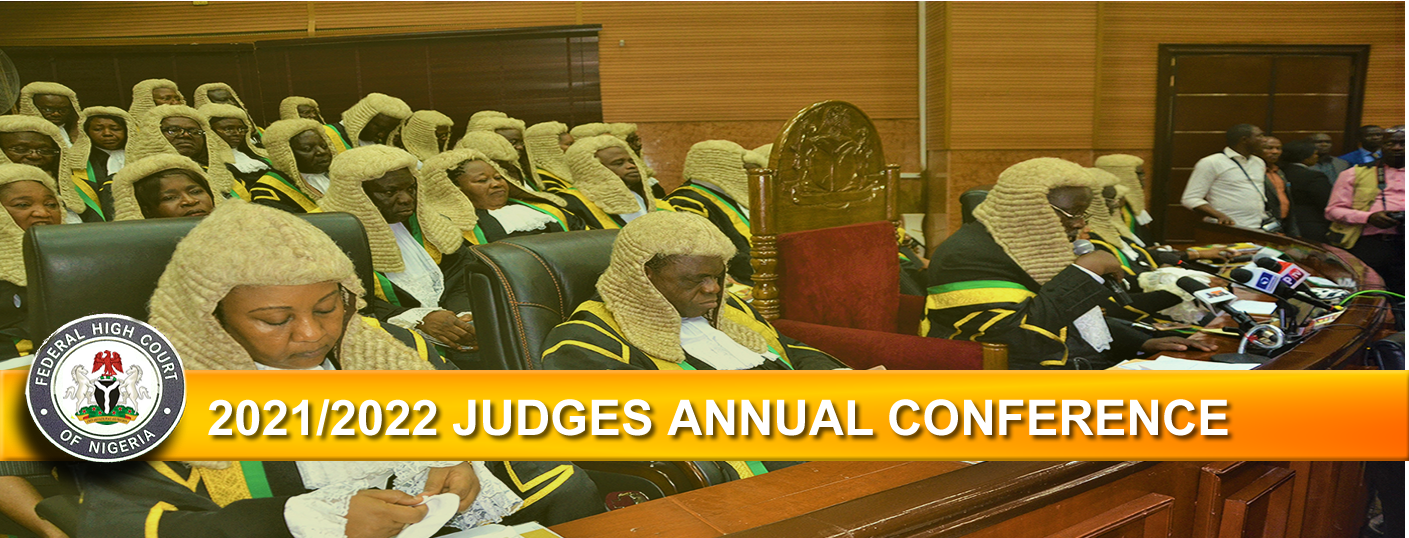 Welcome to the Official Website of Federal High Court